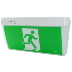 Wide Body Exit Ceiling Mount