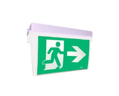 Weatherproof Exit Light
