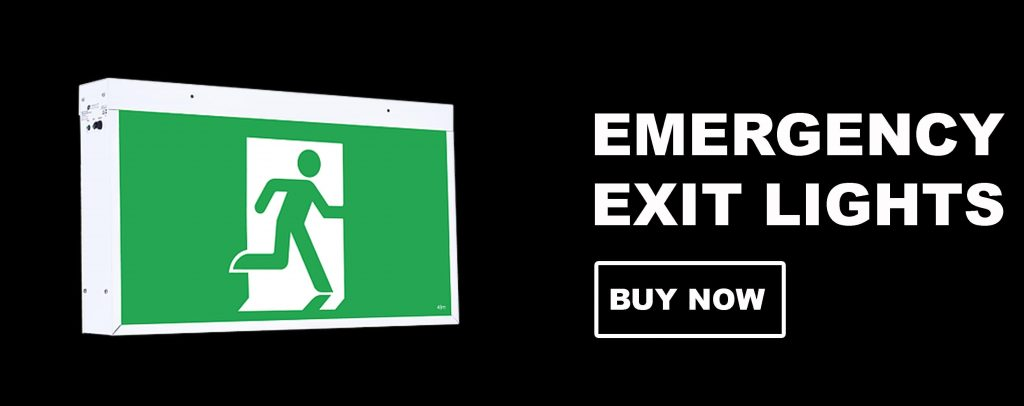 emergency exit and led exit lights