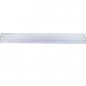 4ft LED T8 Batten Diffused Emergency